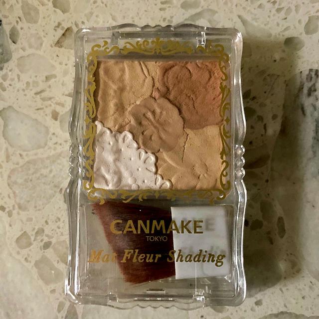 CANMAKE(キャンメイク)のキャンメイク マットフルールシェーディング コスメ/美容のベースメイク/化粧品(チーク)の商品写真