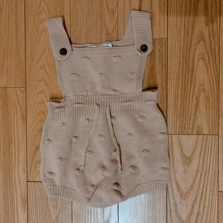 韓国 ベビー服 80(ロンパース)