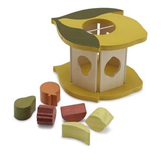 キャラメルベビー&チャイルド(Caramel baby&child )の限定 konges sloejd 型ぬきブロック(知育玩具)