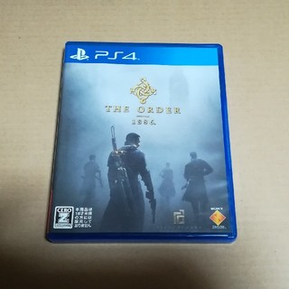 PlayStation4 - The Order:1886 PS4 ジ・オーダー 送料込み