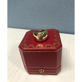 カルティエ(Cartier)のカルティエ  希少 ヌーベルバーグ K18リング(リング(指輪))