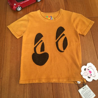ロデオクラウンズ(RODEO CROWNS)のロデオクラウンズ☆105~110㎝ 新品タグ付き(Tシャツ/カットソー)