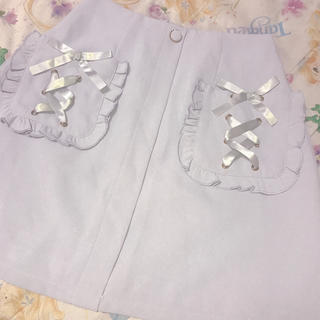 ROJITA - ROJITA スピンドル台形スカート
