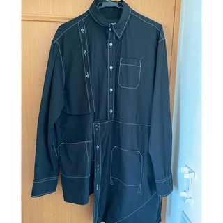 JOHN LAWRENCE SULLIVAN - yukihashimoto  Bug detail shirts サイズ46