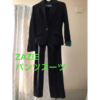 ザジ(ZAZIE)のパンツスーツ(スーツ)