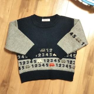 familiar - familiar セーター 100