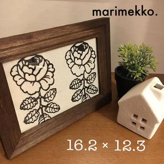 marimekko - ⁂ 北欧 ⁂ マリメッコ  パネル
