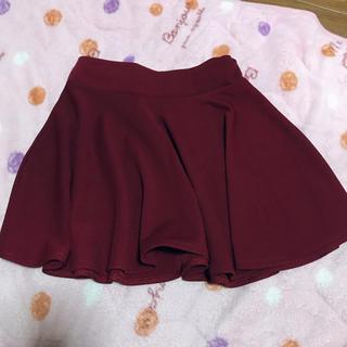 SHOPLIST プリーツスカート(ひざ丈スカート)