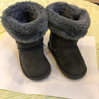 ミキハウス(mikihouse)のミキハウス ホッとビスケッツブーツ サイズ 13cm(ブーツ)