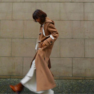 TODAYFUL - ETRE TOKYO エトレ 新作 ヘリンボーンロングダッフルコート 新品未使用