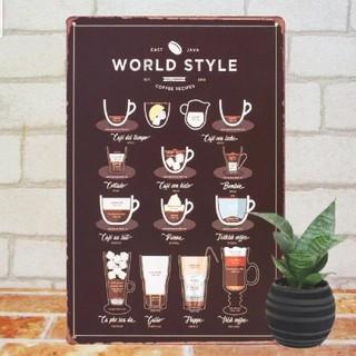デザイン看板】コーヒー ws★1000種類れんと★エスプレッソ カフェラテ(その他)