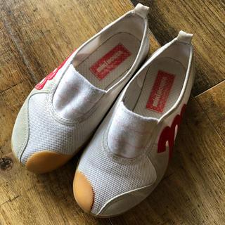 ミキハウス(mikihouse)のmiki house上靴 18.0cm(スクールシューズ/上履き)