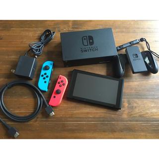 Nintendo Switch - 【箱入り美品】ニンテンドーswitch