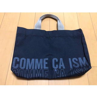 COMME CA ISMトートバッグ