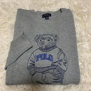 POLO RALPH LAUREN - ポロラルフローレン ポロベア  ニット セーター