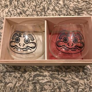 ウニコ(unico)のunico ペアコップ(グラス/カップ)