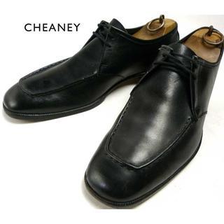 チーニー(CHEANEY)の78年製 チーニー CHEANEY Uチップレザーシューズ 28cm(ドレス/ビジネス)