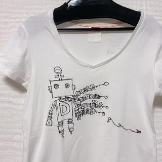 DOUBLE STANDARD CLOTHING - ロボットグラフィックティシャツ