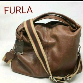 Furla - 【 FURLA 】3WAY ★ ショルダーバッグ  ✨✨ブラウンコーデの仕上げに