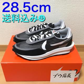 ナイキ(NIKE)のNIKE x sacai LDWaffle BLACK 28.5cm(スニーカー)