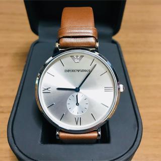 エンポリオアルマーニ(Emporio Armani)の未使用 美品 EMPORIOARMANI エンポリオ・アルマーニ 腕時計 (腕時計(アナログ))