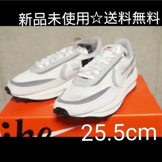 サカイ(sacai)の25.5cm SNKRS購入 国内正規品 NIKE×sacai LDワッフル(スニーカー)