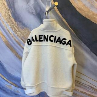 Balenciaga - バレンシアガ 男女兼用ジャケット 暖かい カジュアル