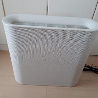 プラスマイナスゼロ(±0)の値下げ プラスマイナスゼロ 空気清浄機 白 中古(空気清浄器)