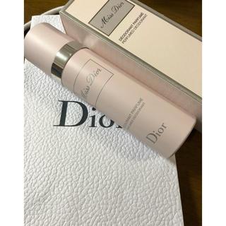 クリスチャンディオール(Christian Dior)のクリスチャンディオール〈ミスディオール〉ボディスプレー(香水(女性用))
