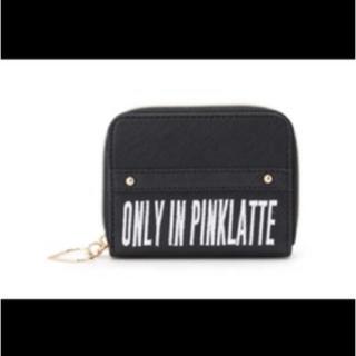 ピンクラテ(PINK-latte)のピンクラテ「ハートフープミニ財布」(財布)