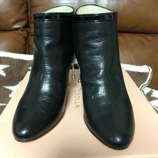 バーニーズニューヨーク(BARNEYS NEW YORK)の美品 23〜23.5センチ相当(ブーツ)