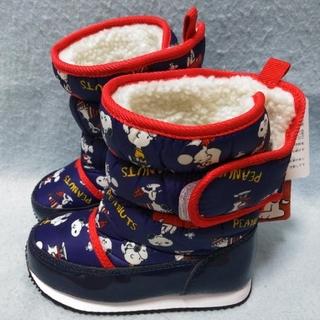 SNOOPY - 16#スヌーピー スノーブーツ
