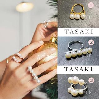 TASAKI - TASAKI  デインジャー シグネチャー リング