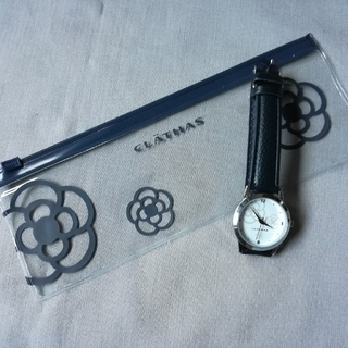 CLATHAS - CLATHAS スライダーケース付き 腕時計