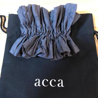acca - accaシュシュ