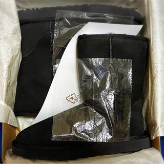 アグ(UGG)の即購入🆗2日間限定出品✨新品お箱付✨アグUGG✨クラシックショートⅡ✨黒✨8(ブーツ)