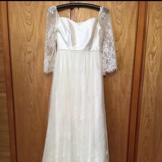 エンパイアウェディングドレス ウエディングドレス