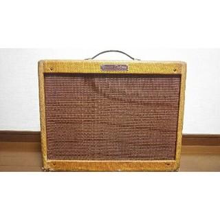 フェンダー(Fender)の★美品究極の名機★1960年製 Fender Tweed Deluxe 5E3(ギターアンプ)