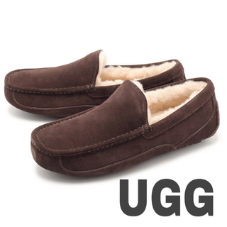 UGG - 激安出品中!!大人気カラー!!UGG アンスレー モカシンシューズ メンズ