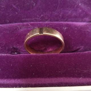 ミッシェルクラン(MICHEL KLEIN)のk18リング(リング(指輪))