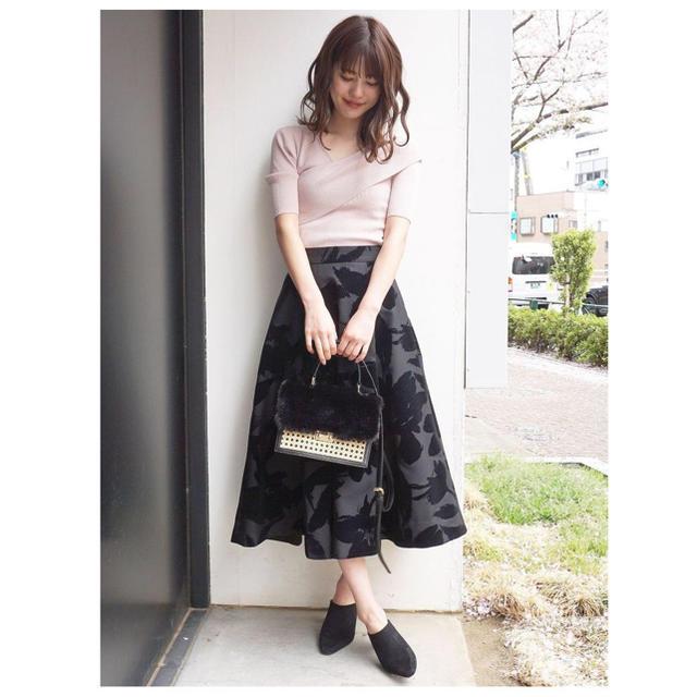 MERCURYDUO(マーキュリーデュオ)のmercuryduo スカート レディースのスカート(ロングスカート)の商品写真