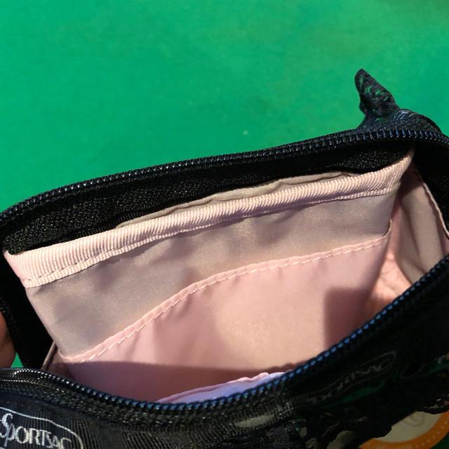 LeSportsac(レスポートサック)のレスポ × JAL免税店 コラボポーチ タグ付き新品 レディースのファッション小物(ポーチ)の商品写真