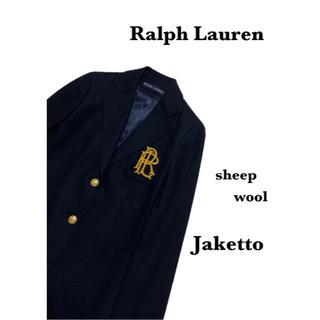 ラルフローレン(Ralph Lauren)のレディース 高級 カシミヤ混合 ラルフローレン ジャケット(テーラードジャケット)