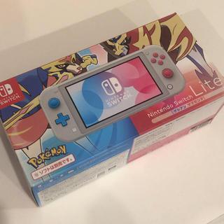 Nintendo Switch - Nintendo Switch Lite スイッチライト ザシアン・ザマゼンタ