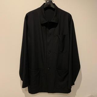 Yohji Yamamoto - yohji yamamoto シャツジャケット