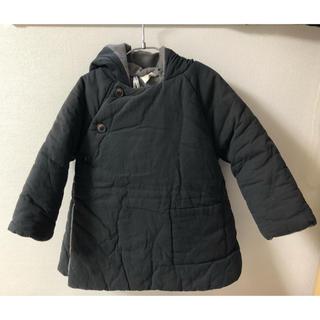 韓国子供服 小人コート 110cm