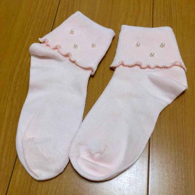 tutuanna(チュチュアンナ)の靴下 ソックス レディースのレッグウェア(ソックス)の商品写真
