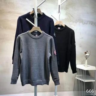 CANADA GOOSE - 高品質Canadagoose ラウンドネックセーター