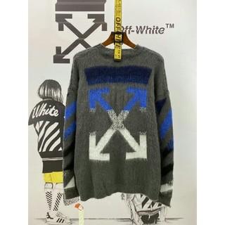 OFF-WHITE - OFF WHITE 19FW セーター