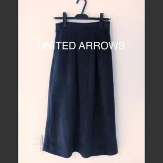 ユナイテッドアローズ(UNITED ARROWS)のユナイテッドアローズ スカート A DAY IN THE LIFE(ひざ丈スカート)